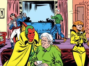 Marvel's Thanksgiving Comics Are Best When They Embrace Oddity