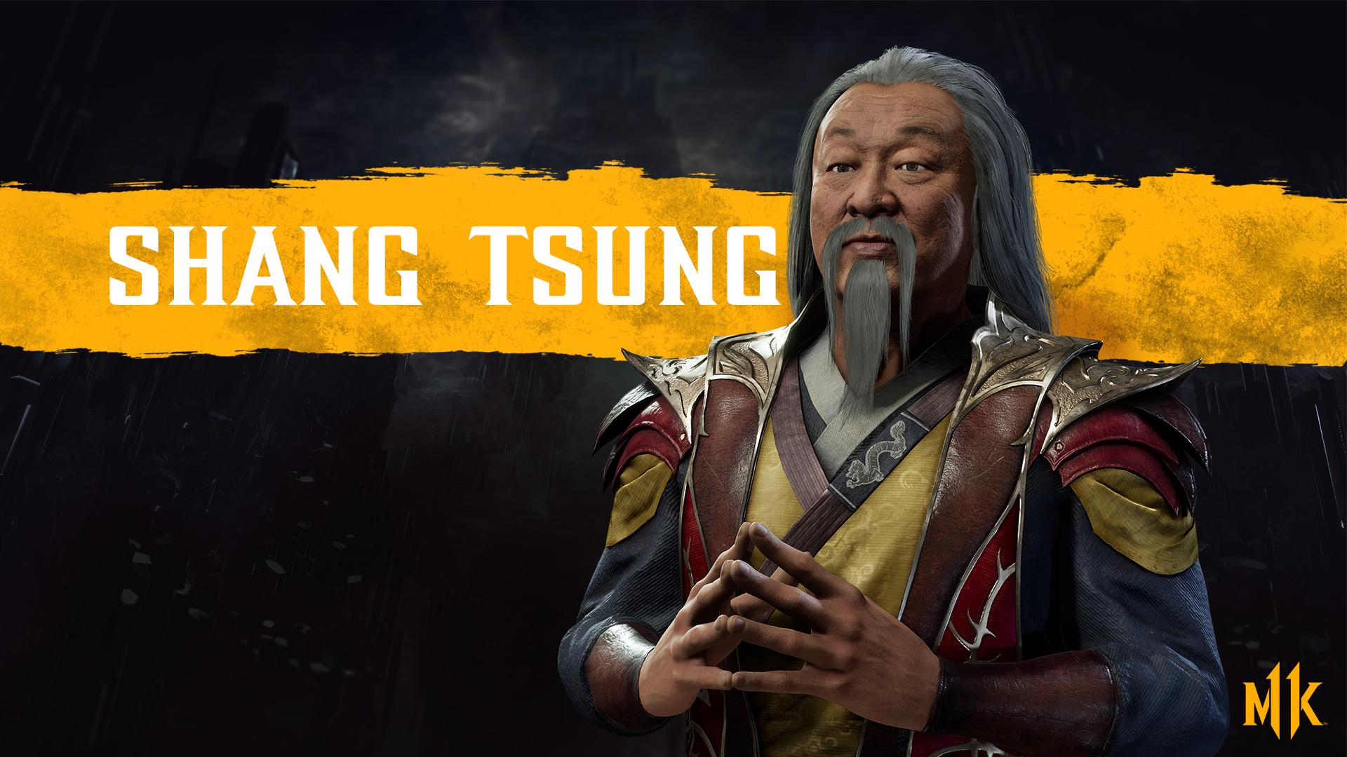 Mortal Kombat 11' DLC Is Shang Tsung, Played by 1995 Film