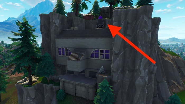 That missile in the supervillain lair might launch by the   halt of 'Fortnite' Season 4.