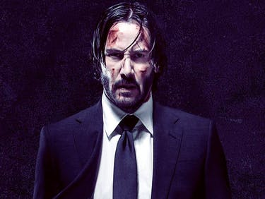The New 'John Wick: Chapter 2' Poster Is Lit ... Literally