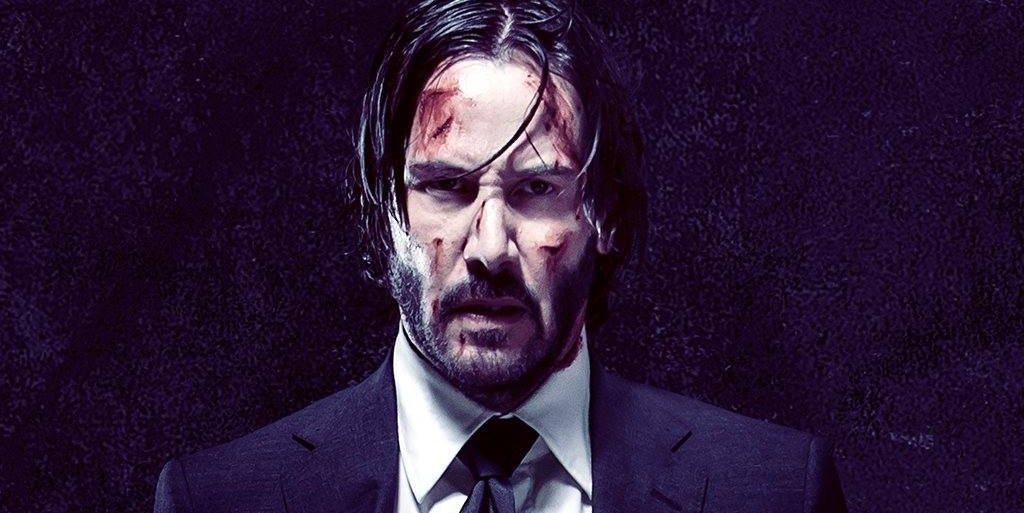 The New John Wick Chapter 2 Poster Is Literally Lit Inverse