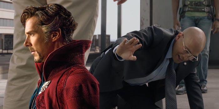 'Captain America: Winter Soldier' Doctor Stephen Strange