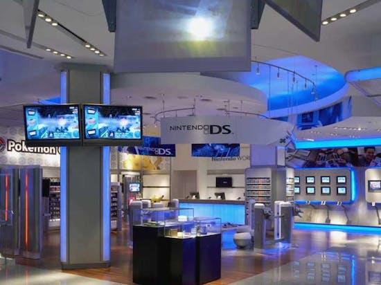 Nintendo World NYC