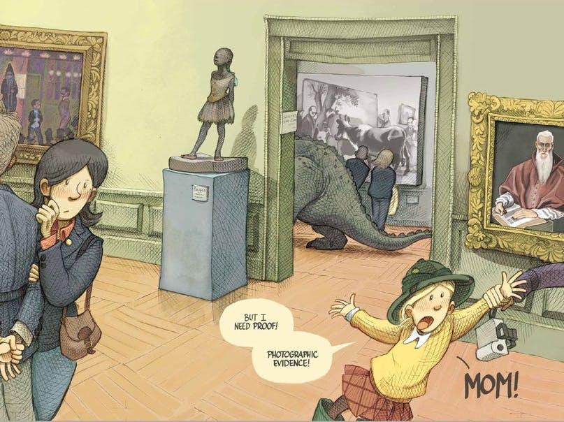 BOOM Bolivar Comic