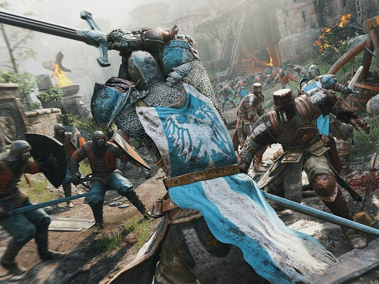 How to Master Your Character Class in 'For Honor'