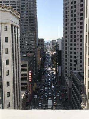 The SF power outage coincided with two others in LA and New York City.