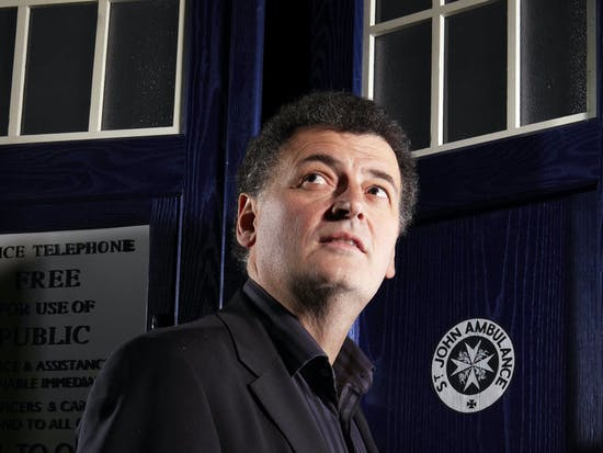 4 Reasons Steven Moffat's 'Doctor Who' Is Unforgettable
