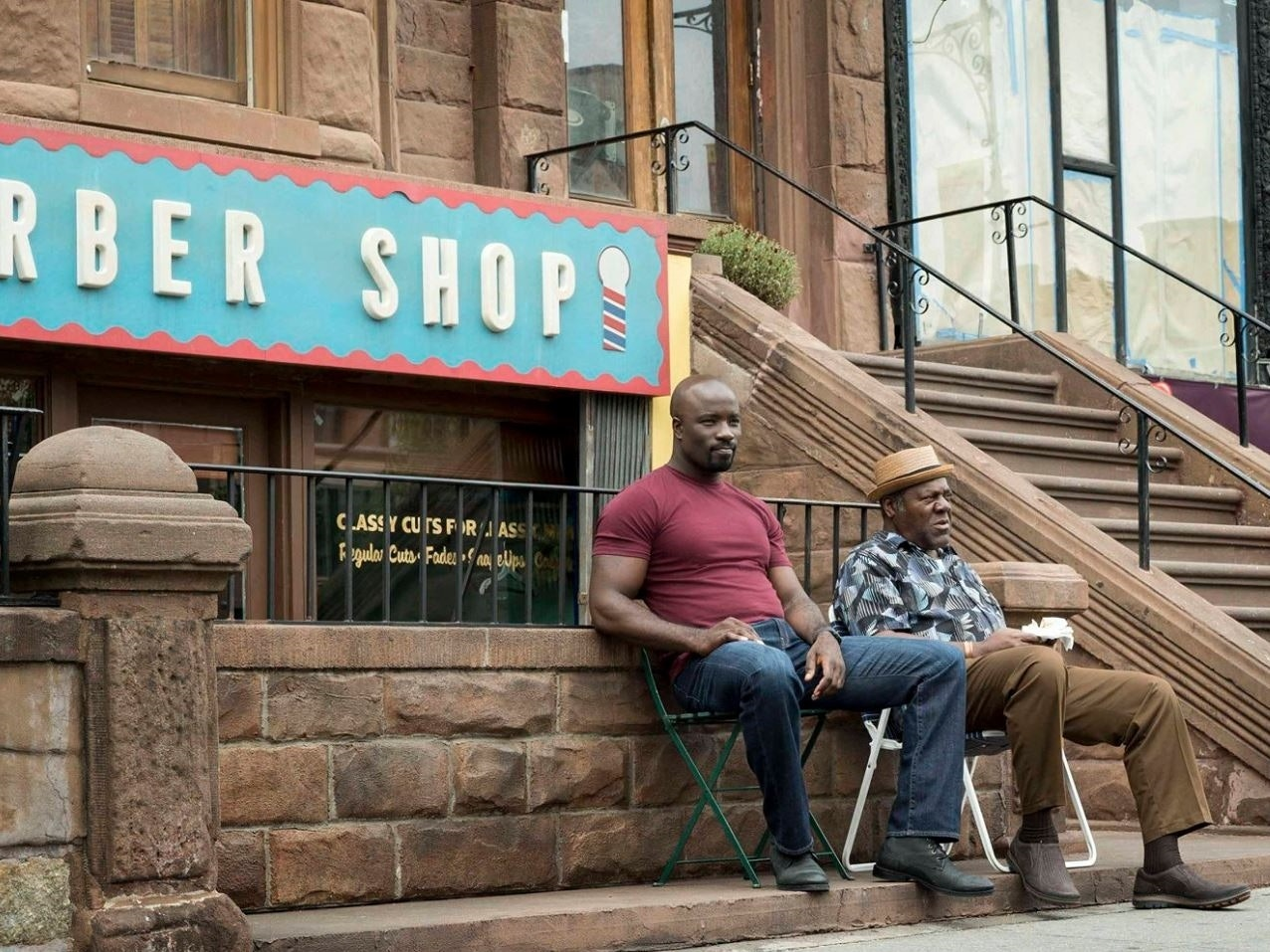How Does Luke Cage's Harlem Fit into the MCU?