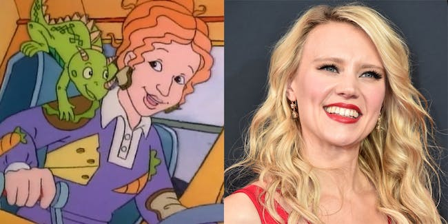 Kate McKinnon is going to play Ms. Frizzle on Netflix's 'Magic School Bus' reboot.