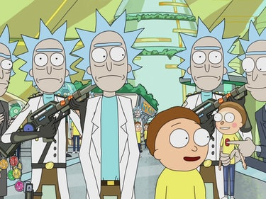 Why Rick C-137 Is the Rickest Rick on 'Rick and Morty'