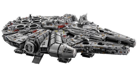 Lego confirms UCS Millennium Falcon brick count and it's outrageous