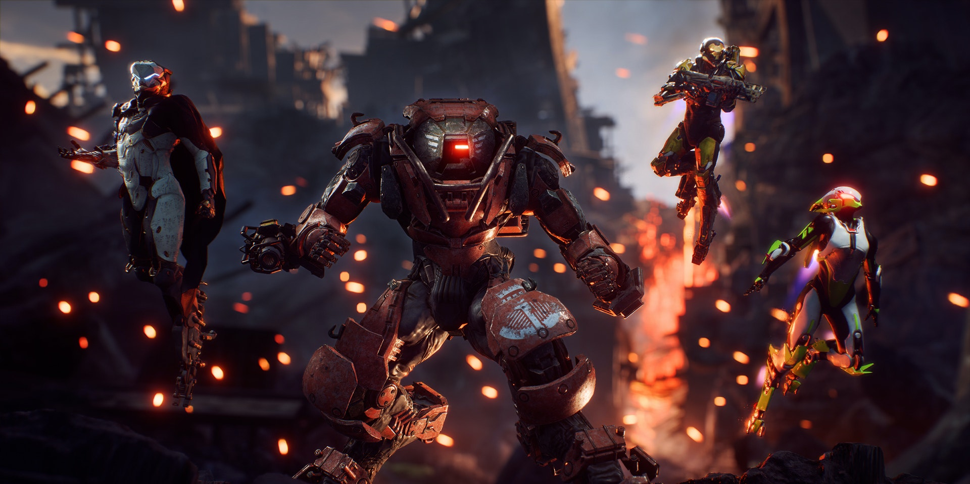 'Anthem' Doesn't Have a Best Javelin, So Here's How to Choose Your Class