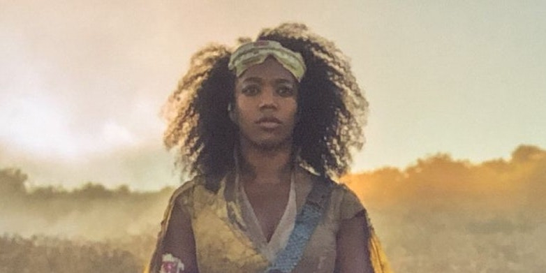 """Naomi Ackie's Character """"Jannah"""" Is a Total Badass in New Star Wars Photos"""