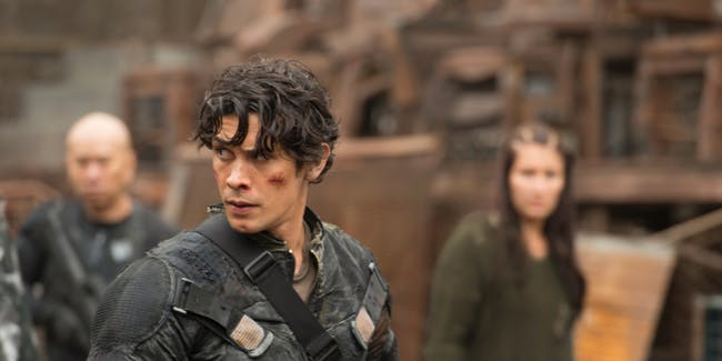 Bellamy Blake in Season 4 of 'The 100'