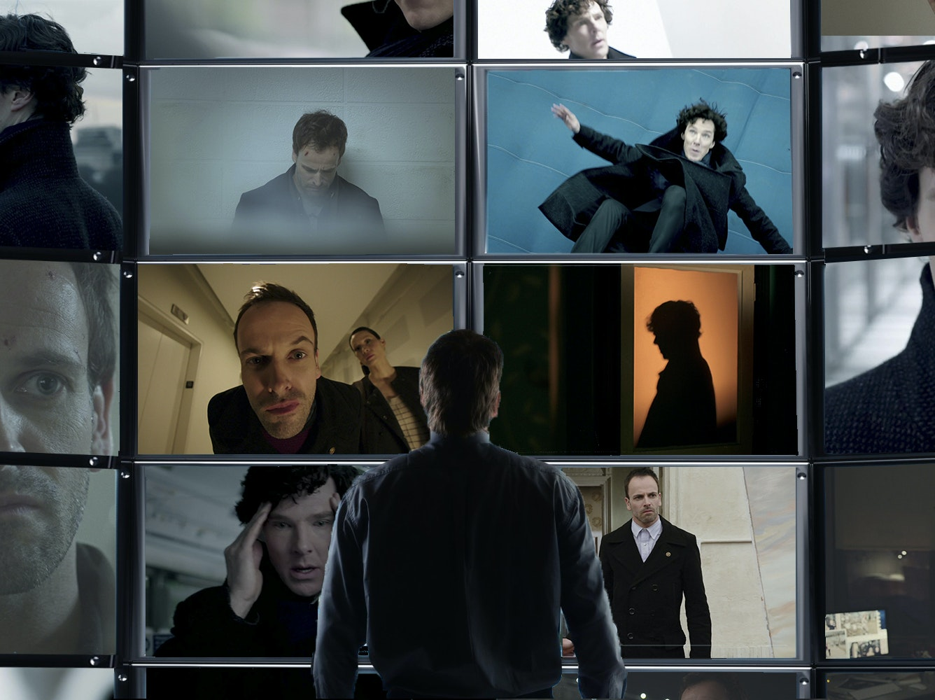 How Sherlock Holmes Fights Big Brother in the Surveillance Age