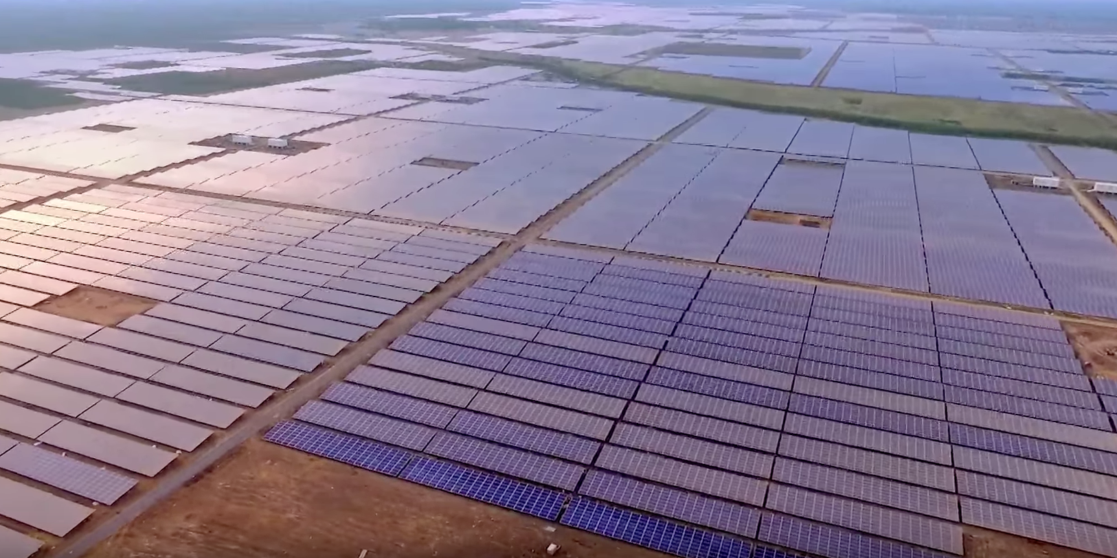 India's Massive Solar Plant Is Officially the Biggest Ever