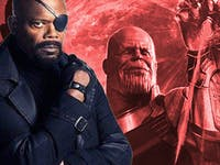 Nick Fury Infinity War Post-Credits Scene