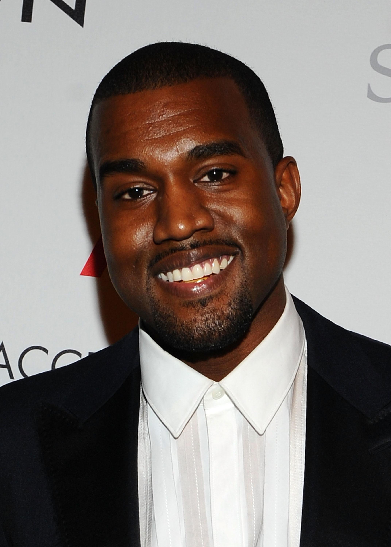 Proof that Kim keeps Kanye cavity-free.