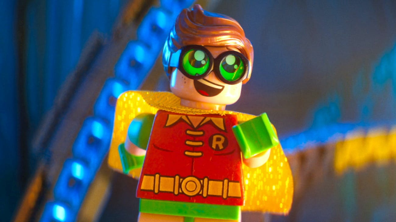 Here's Why Robin Is the Best Part of 'The Lego Batman Movie' | Inverse