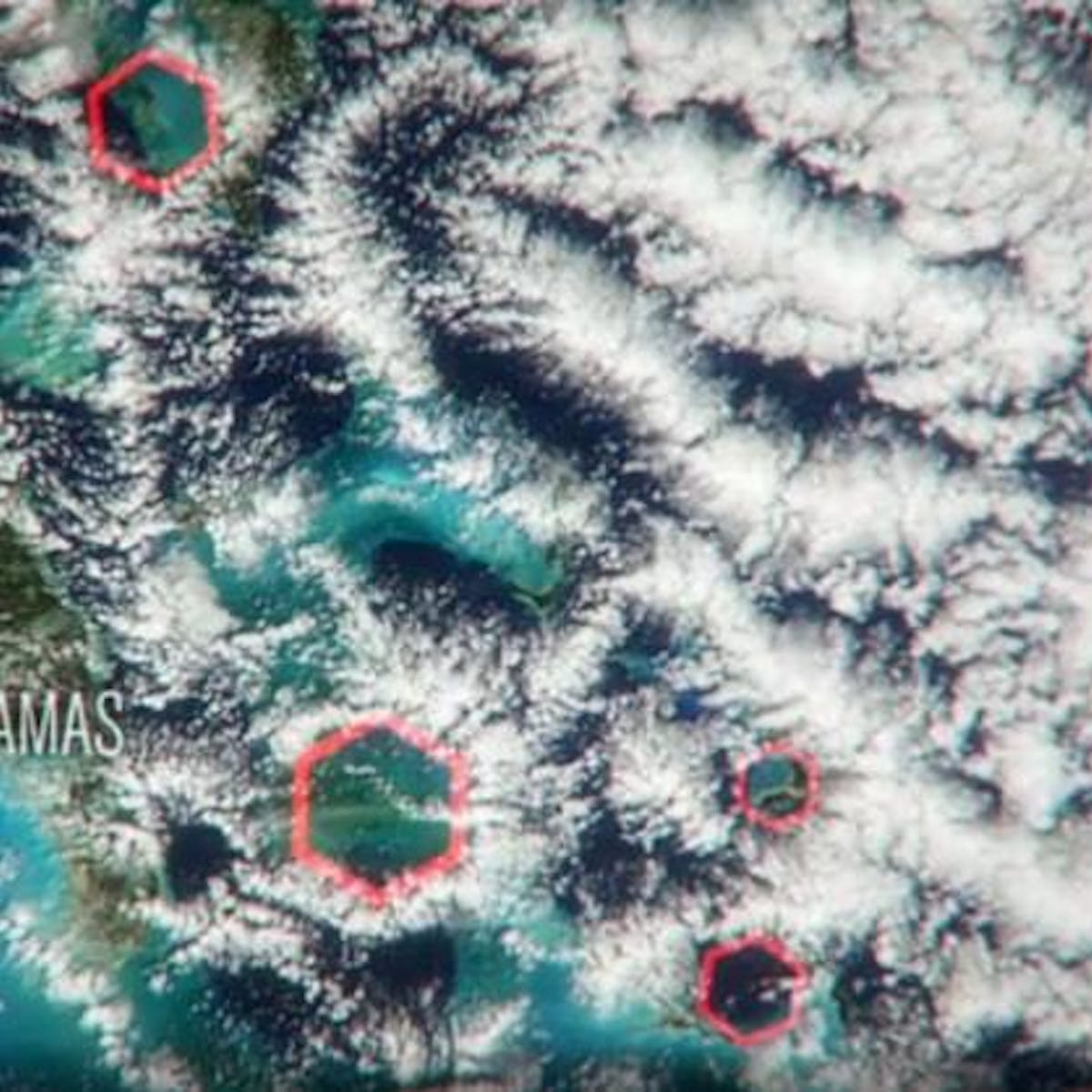 The Bermuda Triangle Microburst Theory Blamed for Freaky Occurrences