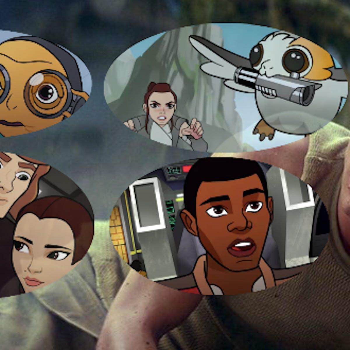 5 Ways 'Forces of Destiny' Season 2 Changes 'Star Wars