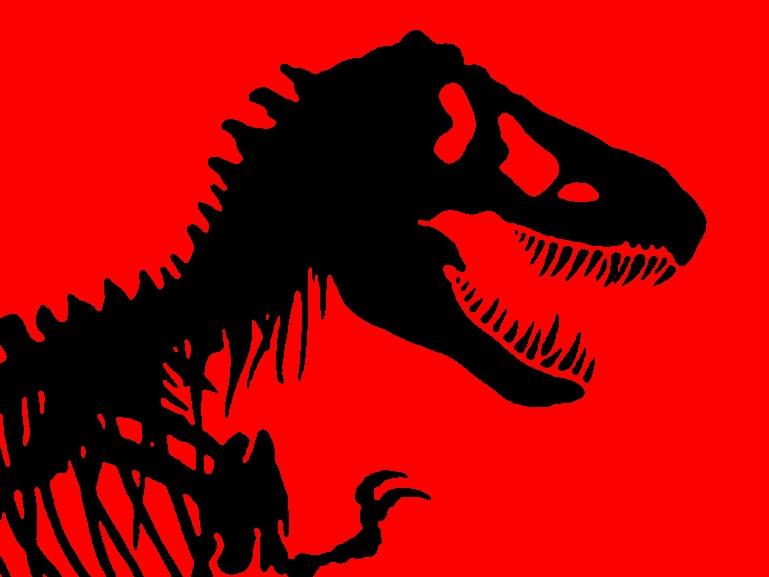How Jurassic Park's Logo Designer Made Dinosaurs A Brand
