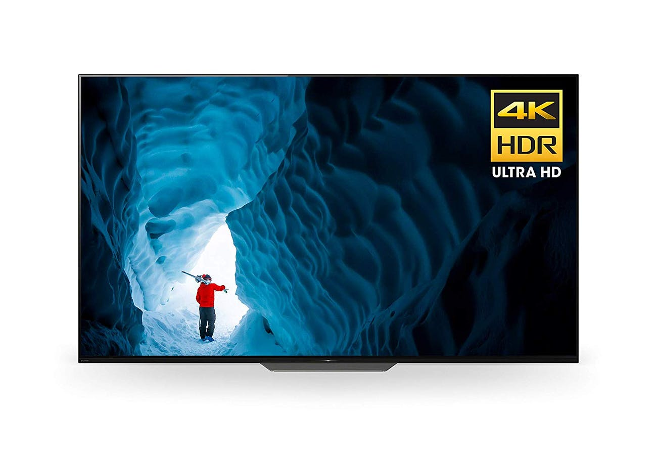 Sony TV, Big Screen TV, Smart TV, flat TV, best TV 2018