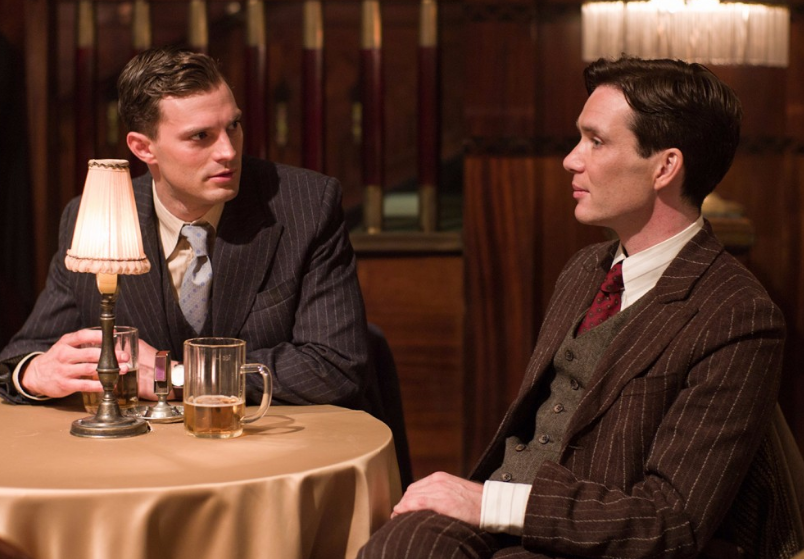 Jamie Dornan and Cillian Murphy in 'Anthropoid'.