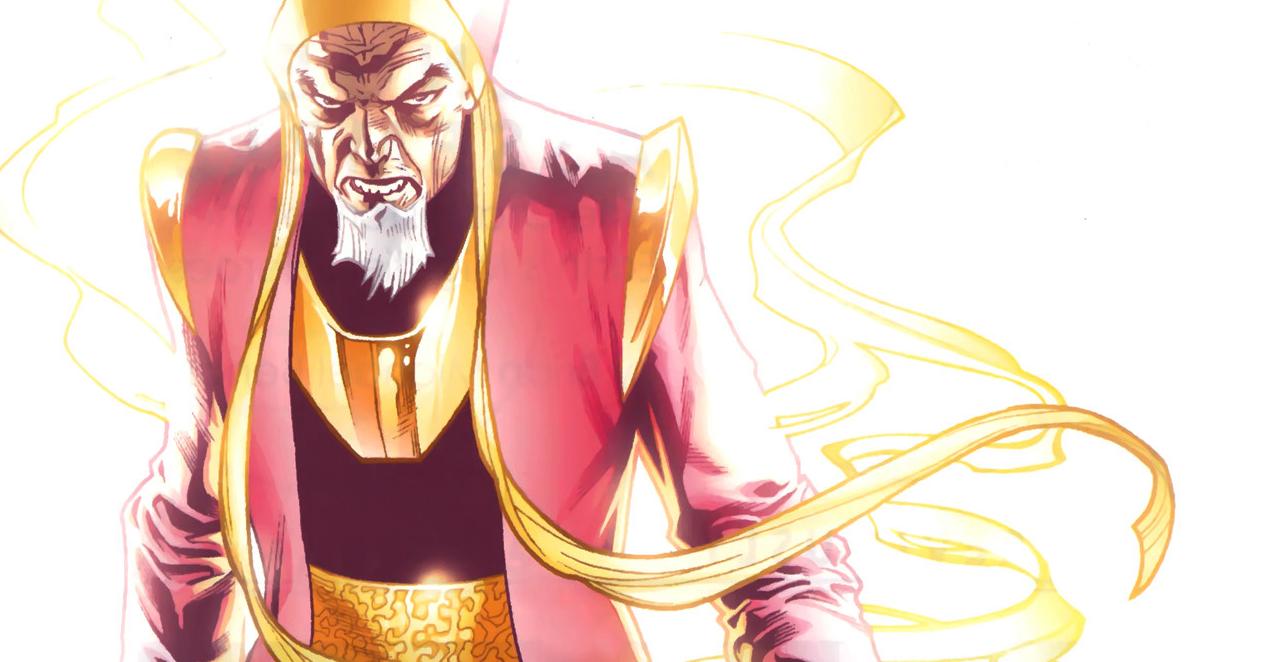"""Résultat de recherche d'images pour """"ancient one comics"""""""