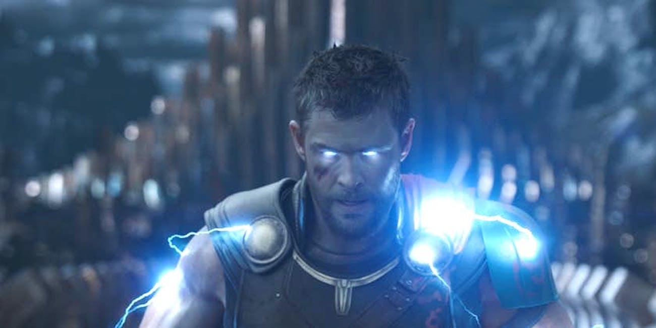 Thor Ragnarok Infinity War