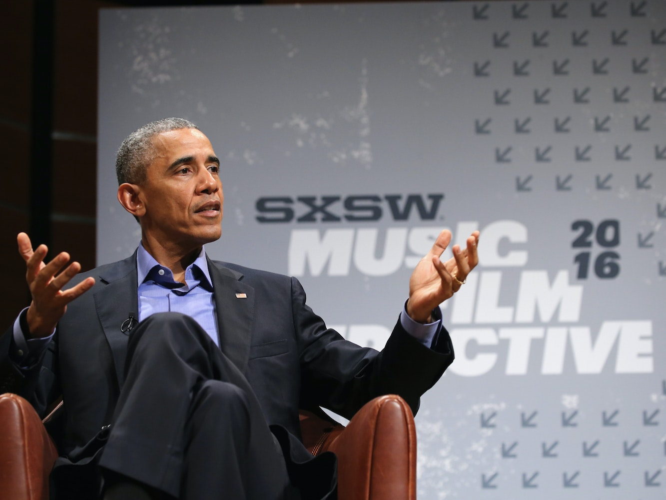"""Obama at SXSW Says """"You Cannot Take an Absolutist View"""" on Encryption Debate"""