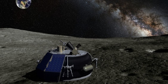 The Moon Express MX-1 Lander