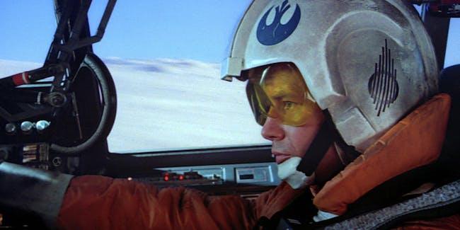 Star Wars pilot