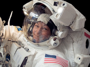 NASA Astronaut Peggy Whitson Extends Record-Breaking Space Mission