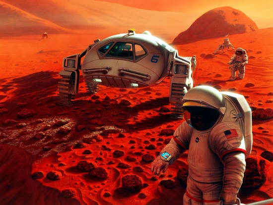 We Could Have Reached Mars in the '70s. Here's Why We Didn't