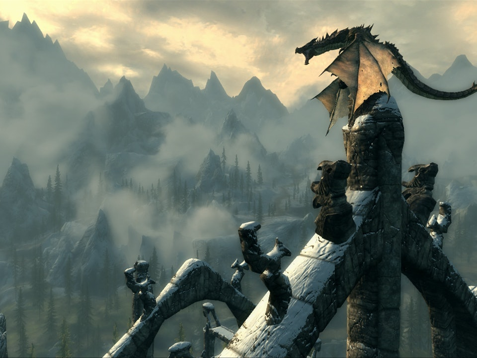 'Skyrim' Is the Blueprint for Modern RPGs