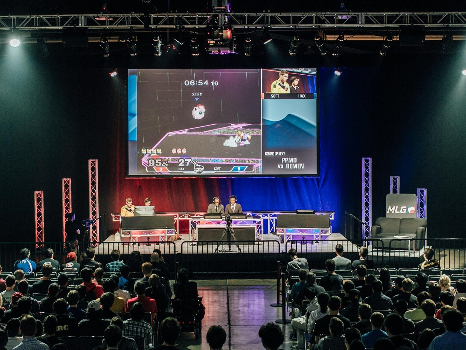 Nintendo is Setting the Stage for Serious Esports