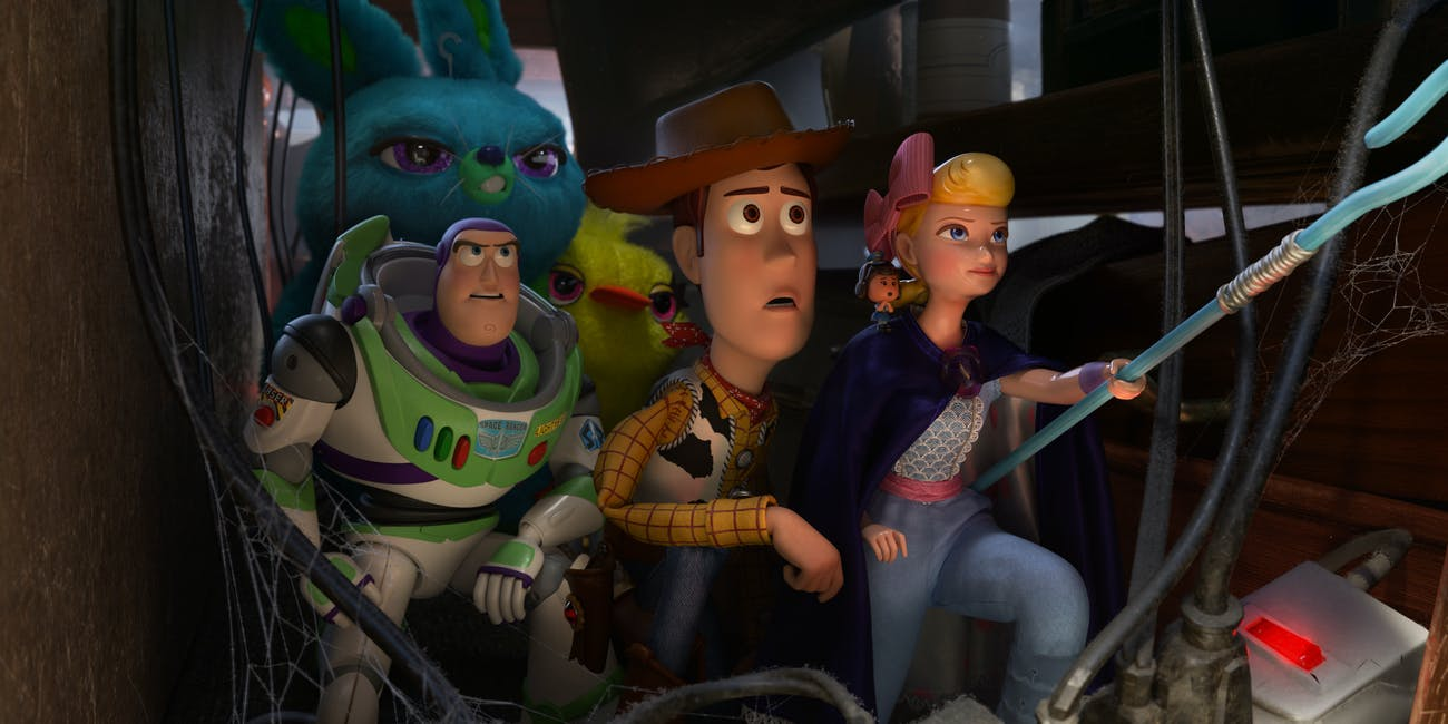toy story 4 post credits scenes spoilers