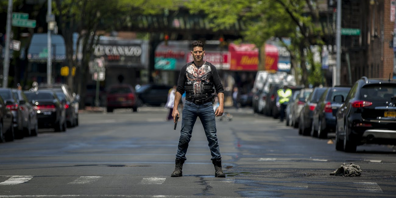 The Punisher Season 2 Jon Bernthal