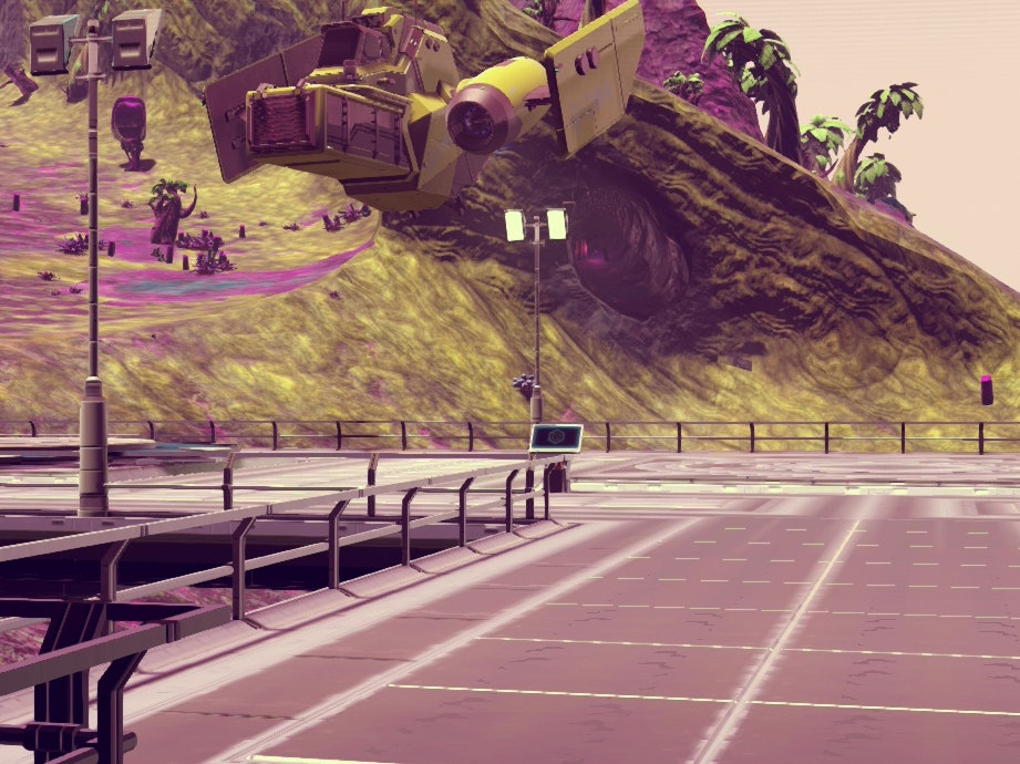 How to Get a Better Ship in 'No Man's Sky'