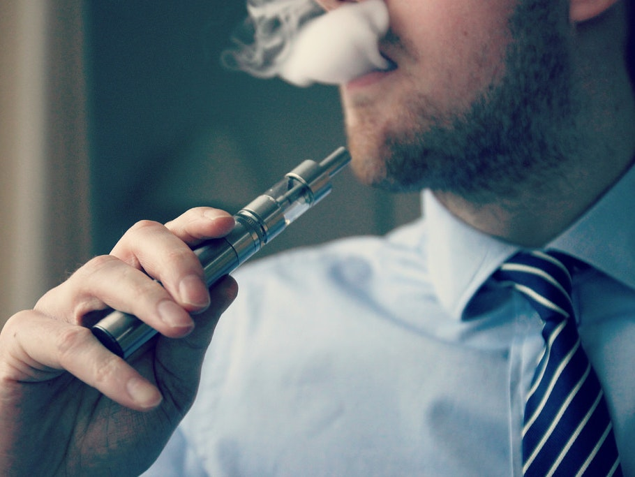 Vaping Not As Bad for You as You Might Have Heard