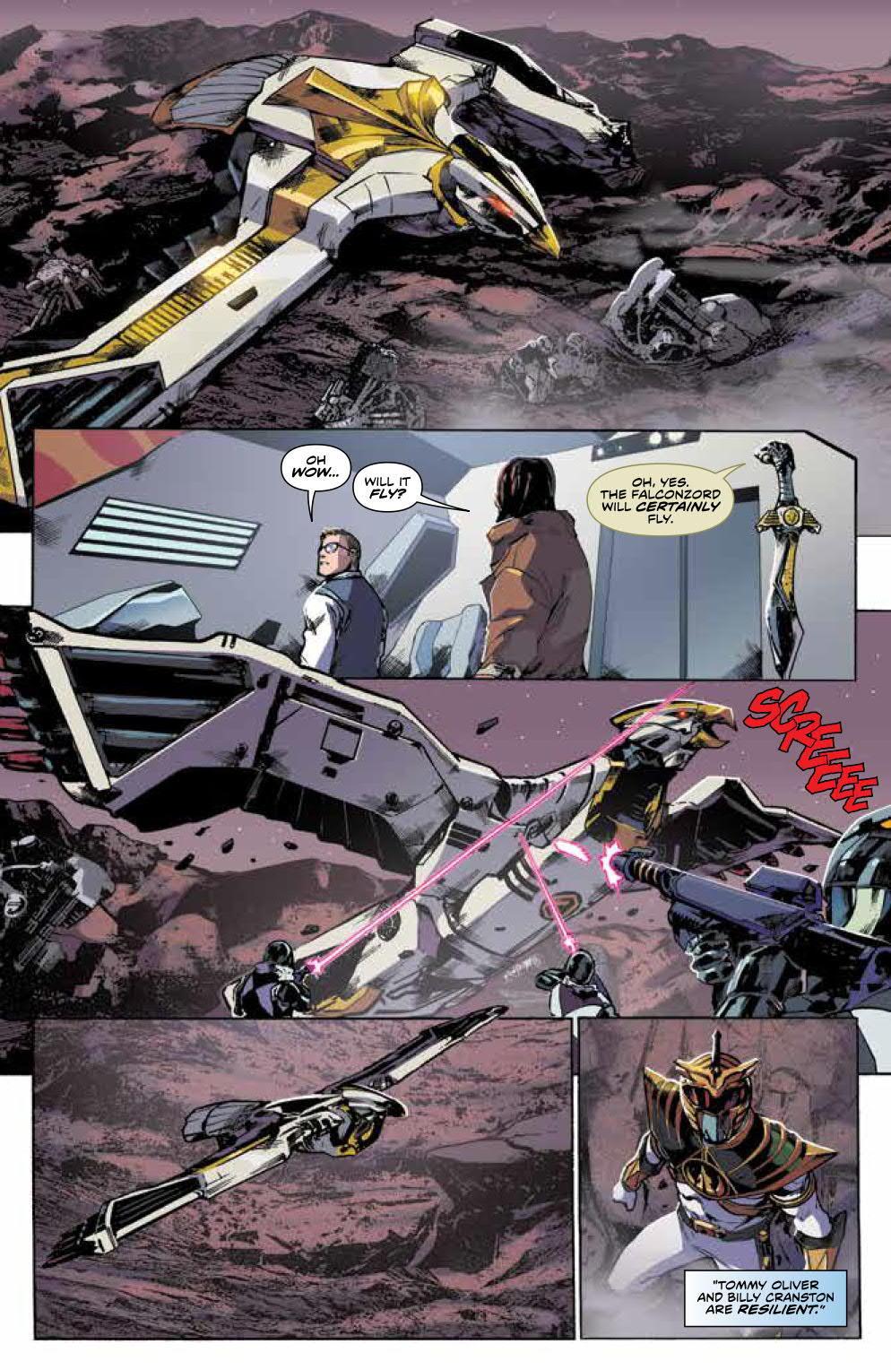Power Rangers BOOM