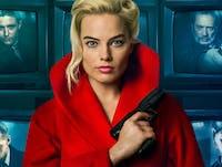 Terminal Margot Robbie Poster