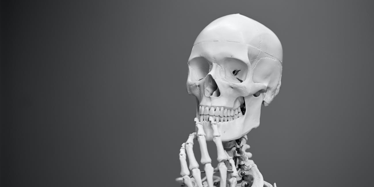 Stress is stored in the bones.