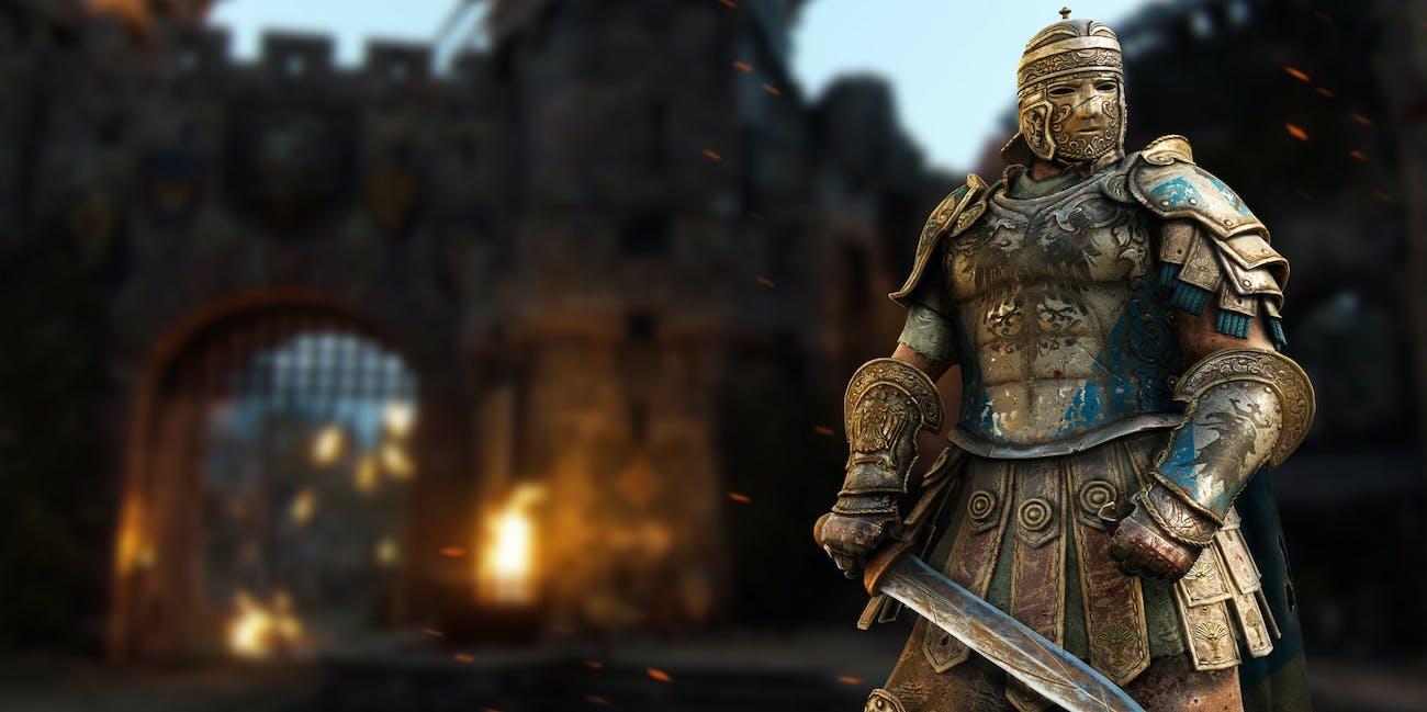 'For Honor' Shadow & Might Centurion Shinobi