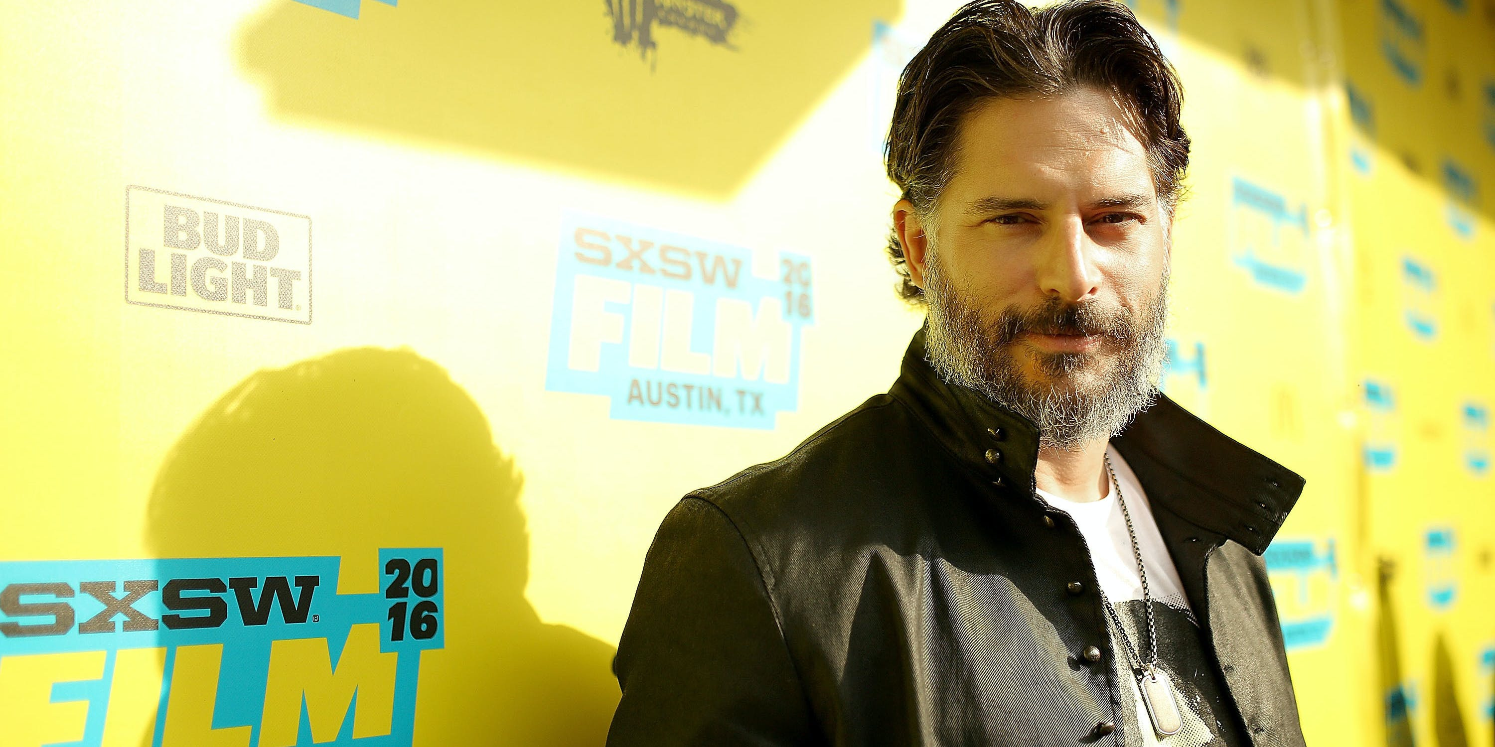 AUSTIN, TX - MARCH 17:  Actor Joe Manganiello attends the premiere of 'Pee-wee's Big Holiday' during the 2016 SXSW Music, Film + Interactive Festival at Paramount Theatre on March 17, 2016 in Austin, Texas.  (Photo by Mike Windle/Getty Images for SXSW)