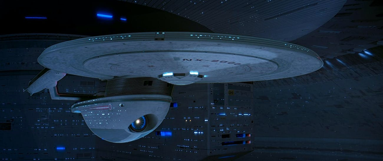 15 Cool Stories of How 'Star Trek' Ships Got Their Names