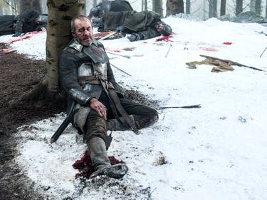 Stannis Almost Had A Very Different Death on 'Game of Thrones'