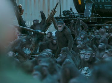 Ape War Is Hell in Final 'War for the Planet of the Apes' Trailer