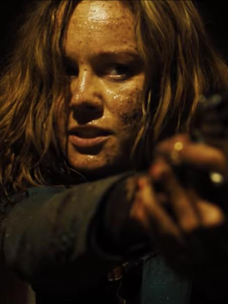 Brie Larson in 'Free Fire'